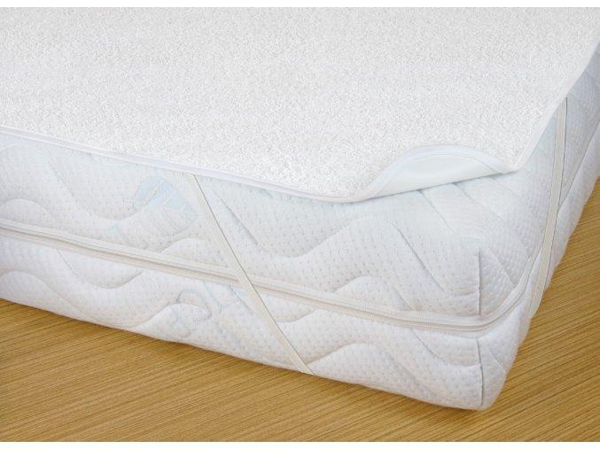Chránič matrace s PVC zátěrem