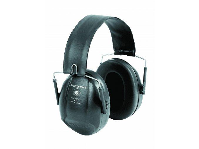 Sluchátka H515FB-516-SV BULL´S EYE I SNR 27 dB