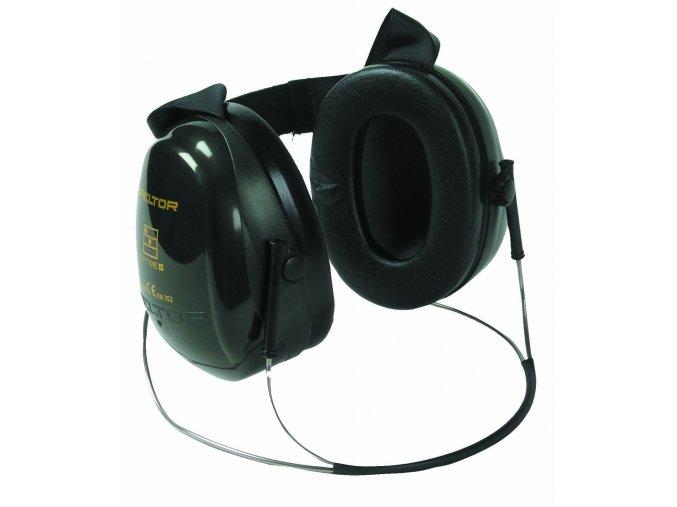Sluchátka H520B-408-GQ OPTIME II SNR 31 dB