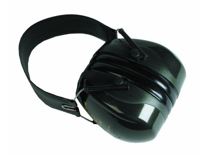 Sluchátka H520F-409-GQ OPTIME II SNR 31 dB