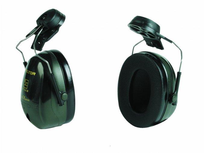 Sluchátka H520P3E-410-GQ OPTIME II SNR 30 dB