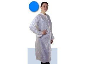 Jednorázový návštěvnický plášť z PE