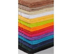 ručníky froté prf