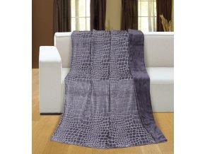 Přikrývka deka micro fleeze Ming