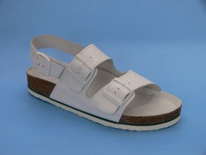 Zdravotní obuv D/3  sandál 2 pásky