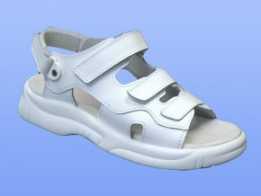 Zdravotní obuv P/25  sandál PUR suchý zip