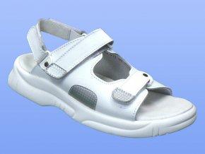 Zdravotní obuv D/15  sandál PUR suchý zip