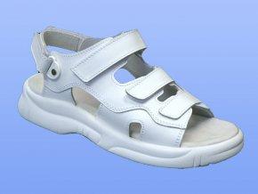 Zdravotní obuv D/25  sandál PUR suchý zip