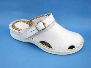 Zdravotní obuv D/19  masážní stélka