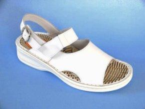 Zdravotní obuv D/17  masážní stélka