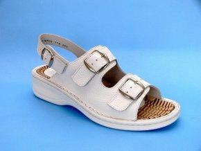 Zdravotní obuv D/18  masážní stélka