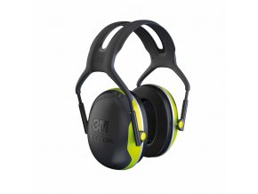 Sluchátka 3M PELTOR se štíhlou mušlí X4A SNR 33 dB
