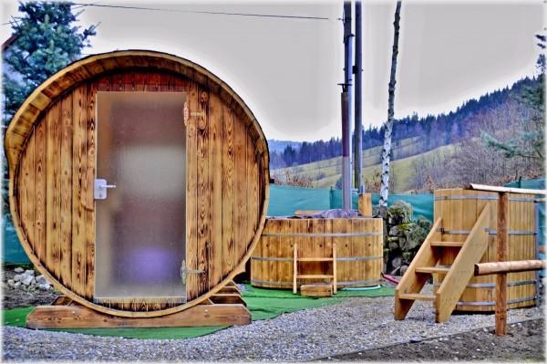 Sauna sud, dokonalé saunování v sauně ze sudu