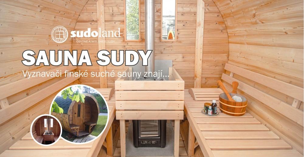 sudová sauna, sauny ze sudu, sauna sudy