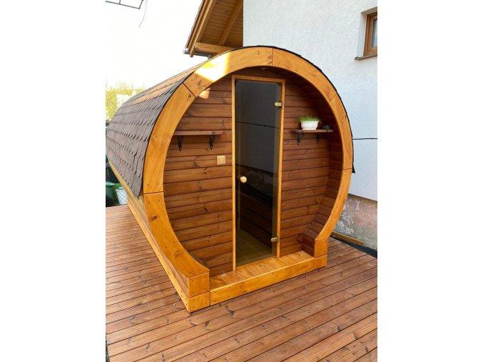sauna s kádí 1