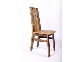 """Židle ,,kavárenská"""""""