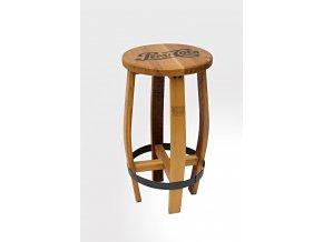 Židle barová malá