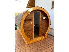 Sauna sud model 2021