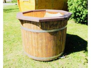 Dřevěný ochlazovací sud