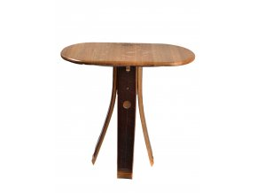 Kavárenský stůl oválný