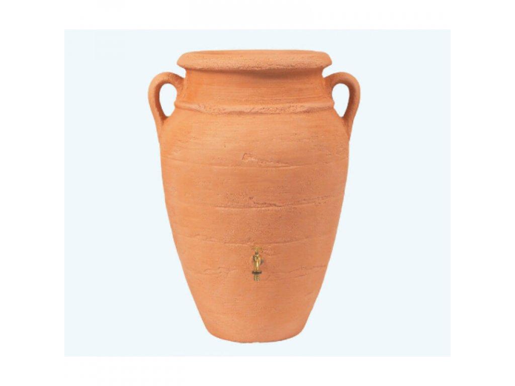 antik amphora terracotta sloupova 01