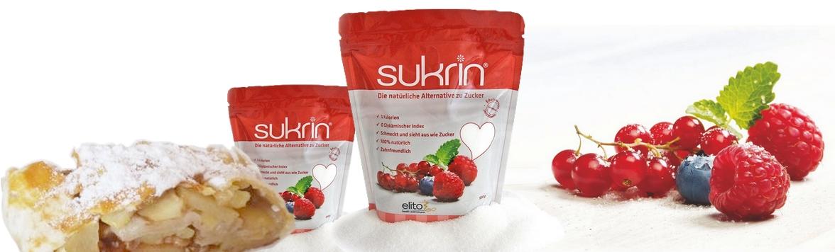 Sukrin - přírodní sladidlo