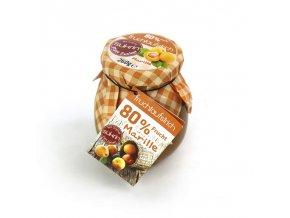 Marmeláda meruňková, přislazená Sukrinem