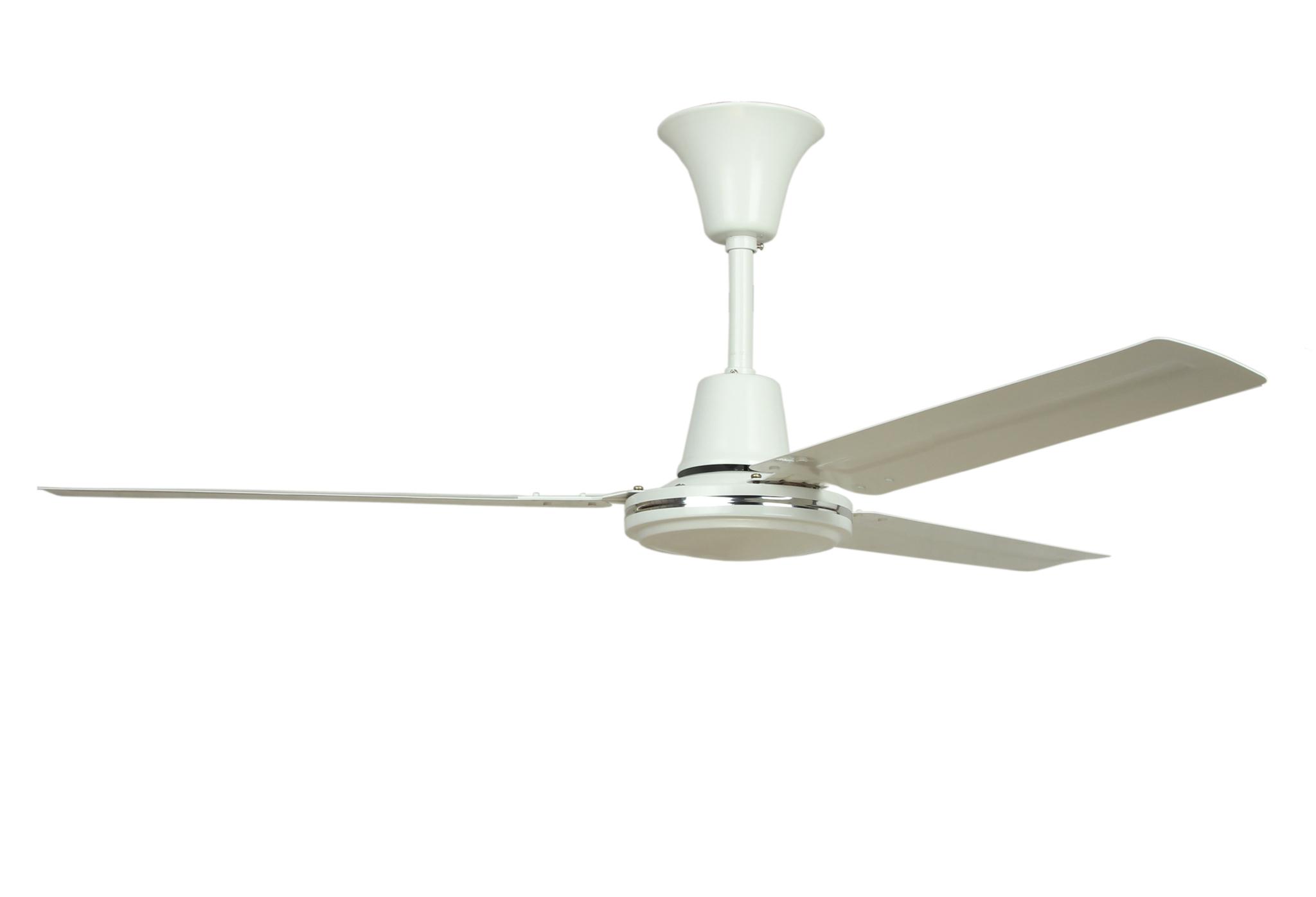 Stropní ventilátory Sulion bez světla