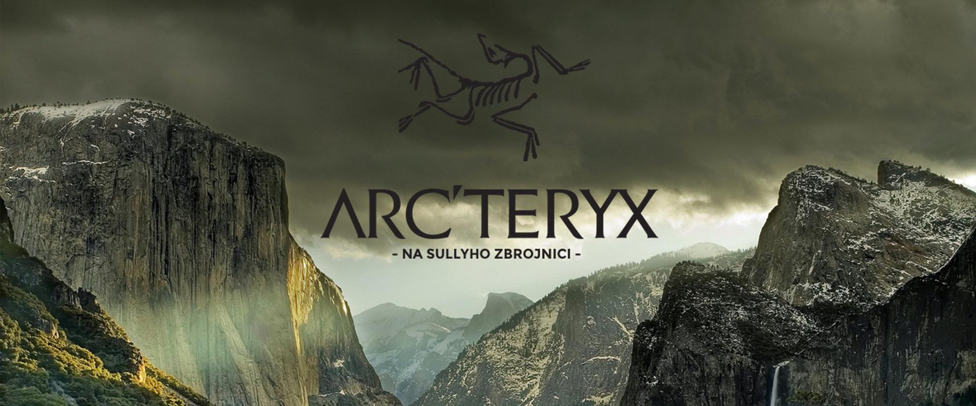 Arcteryx na Zbrojnici
