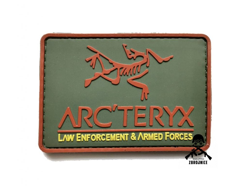 Patch Arcteryx ZH 2
