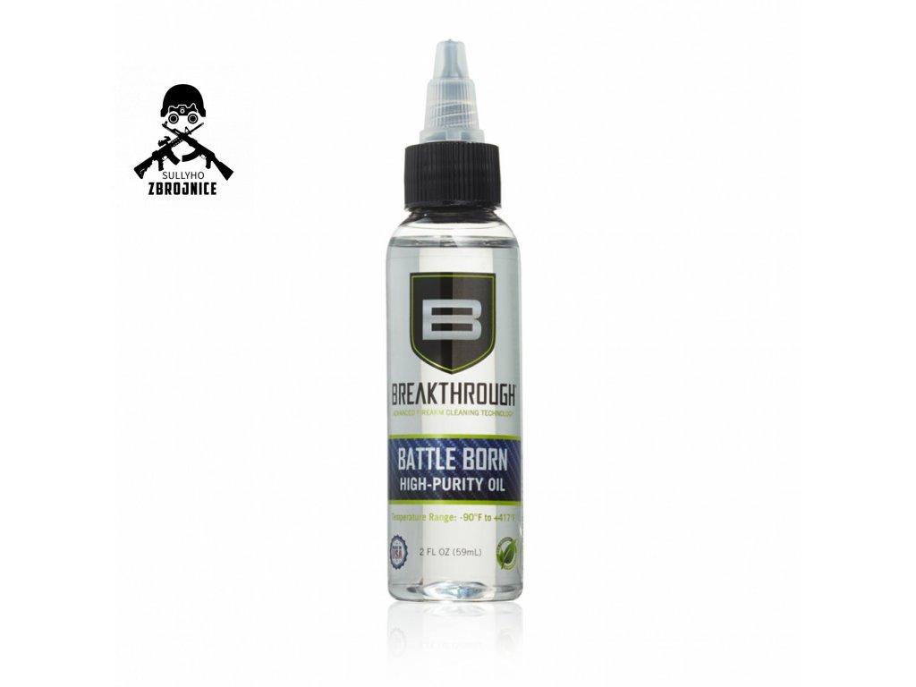 breakthrough battle born high purity oil