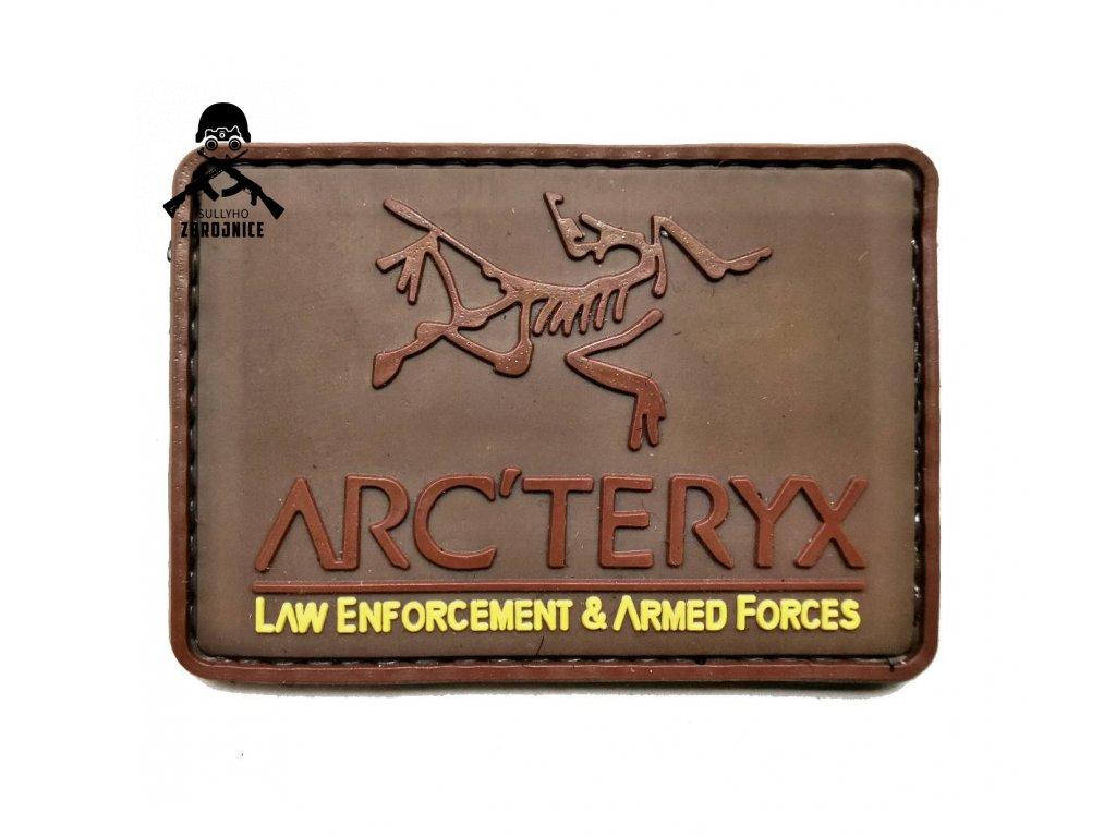 Patch Arcteryx ŽH 1200