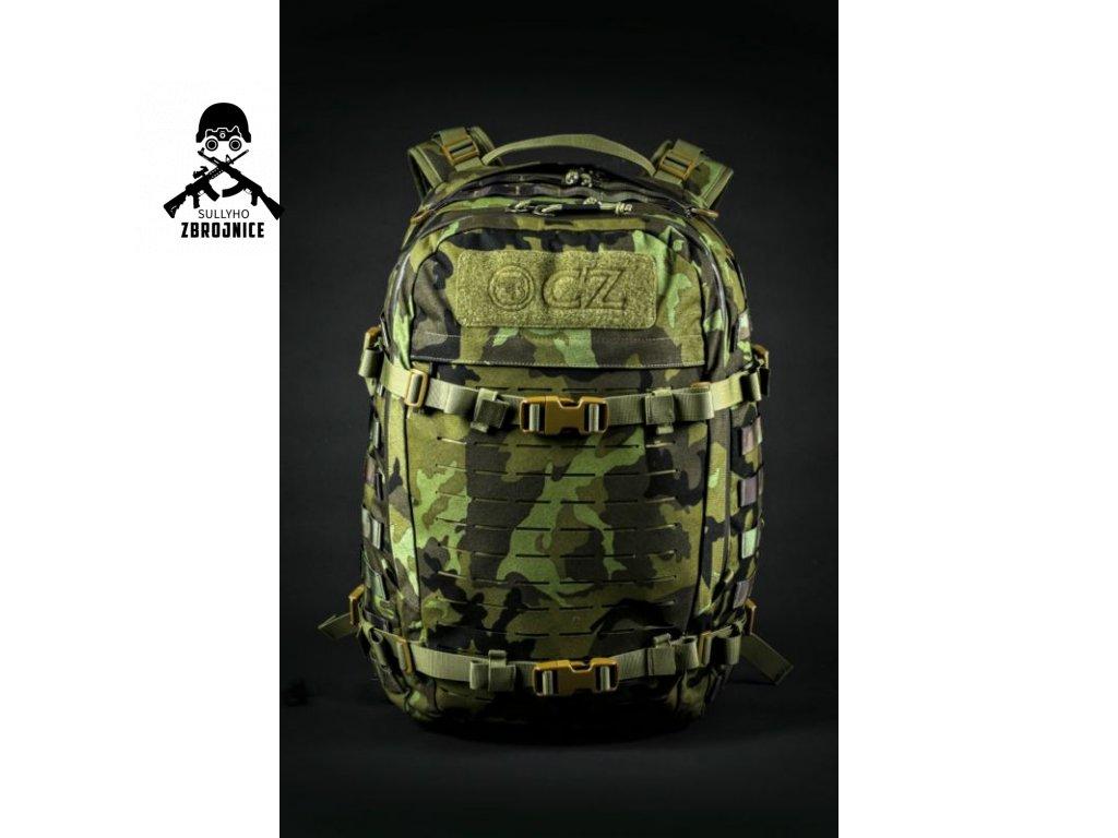 Bojový batoh CZ 4M FOP 35 vz. 95