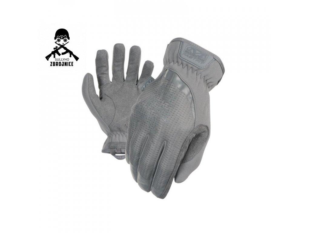 takticke rukavice mechanix fastfit wolf grey s