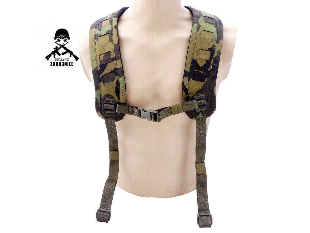 nosne popruhy h harness 6 point templar s gear 079650 or
