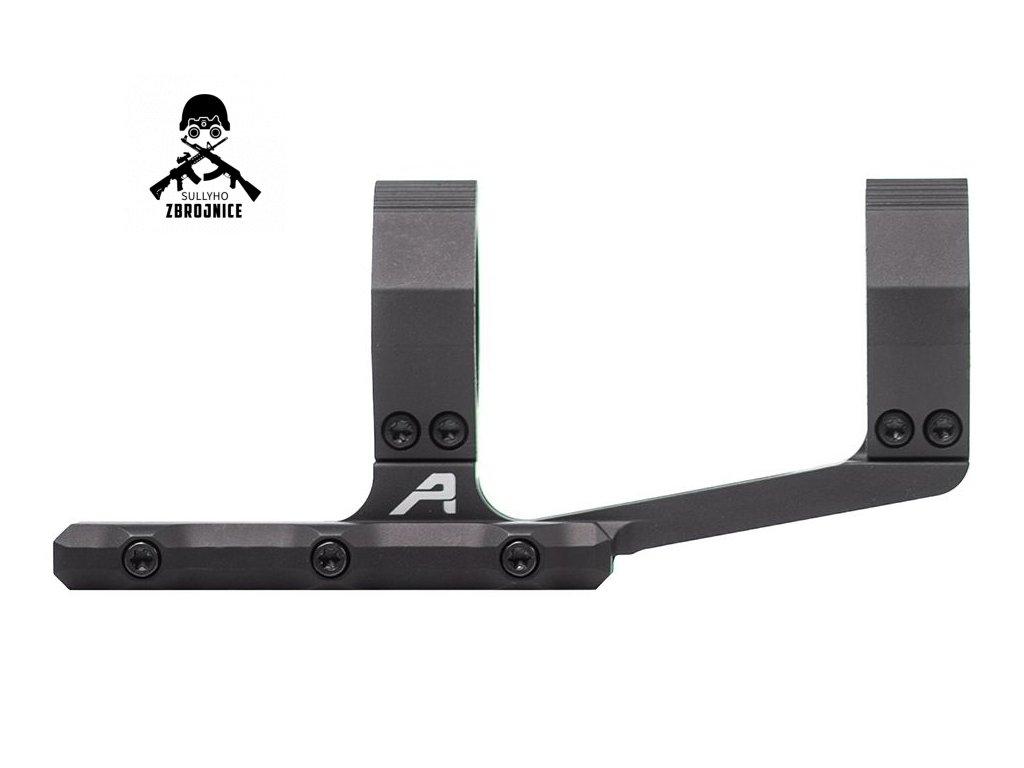 apra210600 ultralight 30mm spr scope mount black 1