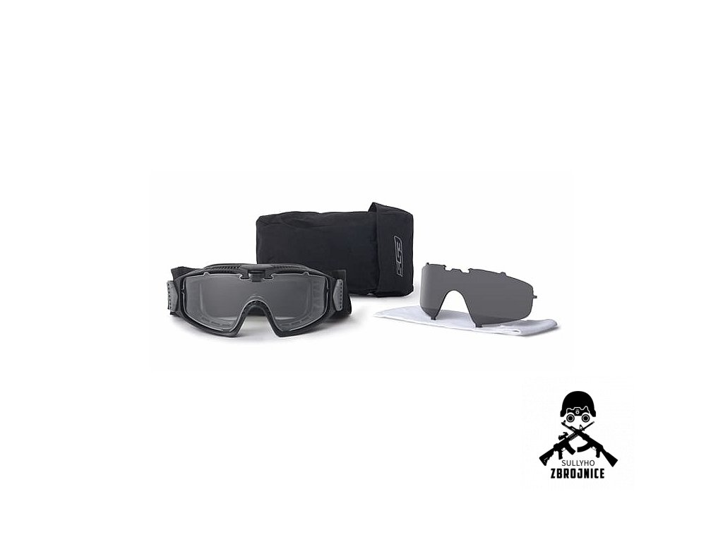 5924 179349 ess eyewear influx avs tactical goggles influx avs goggles black ee7018 01 t600