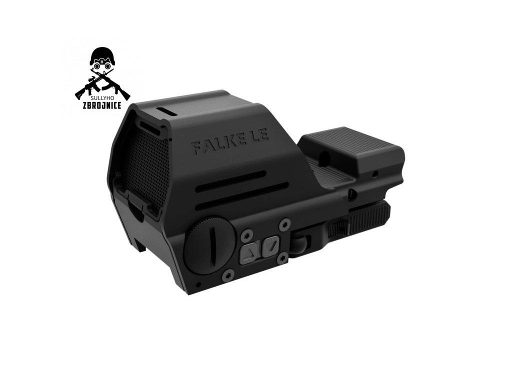 Falke Reflex sight LE QL GEN 2 front with 1 1024x493
