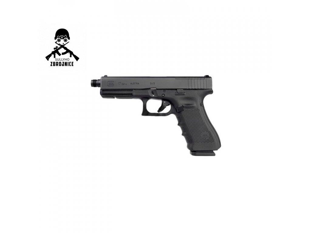 glock 17 gen4 mos s prodlouzenou hlavni a zavitem
