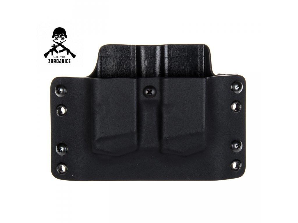 Kydexové pouzdro RHH na zásobníky Glock 17