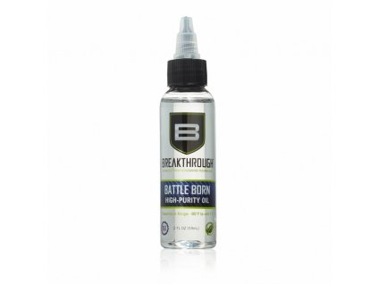 breakthrough battle born high purity oil