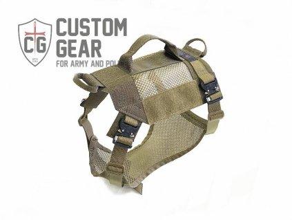 CG Dog Harness - ITW NEXUS FASTEX - různé barvy