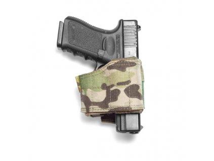 Pistolové pouzdro WARRIOR Universal Pistol Holster - Multicam