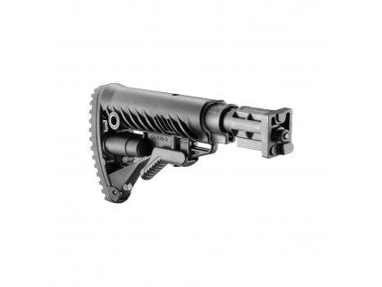 FAB DEFENSE SBT-V58FK Pevná pažba pro SA 58 typ M16 s absorberem - černá
