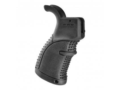 fab defense agr 43 ar 15 m4 m 16 rubberized ergonomic pistol grip 2