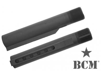 bcm carbine milspec receiver extension buffer tube 0.jpg.big