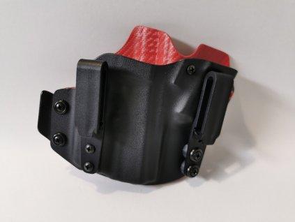 Kydexové Apendix AIWB - OnGear pro Glock 43 se svítilnou TLR + jeden zásobník
