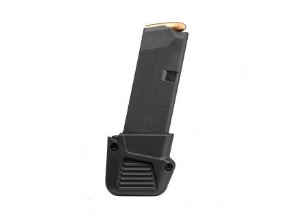FAB Defense botka zásobníku pro Glock 43 + 4 náboje + Glock zásobník originál