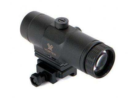 vortex vmx 3t magnifier w flip mount vortex rac vt vmx 3t by vortex optics c40