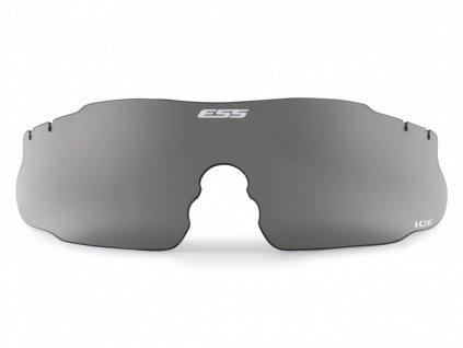 ice lenses smoke gray
